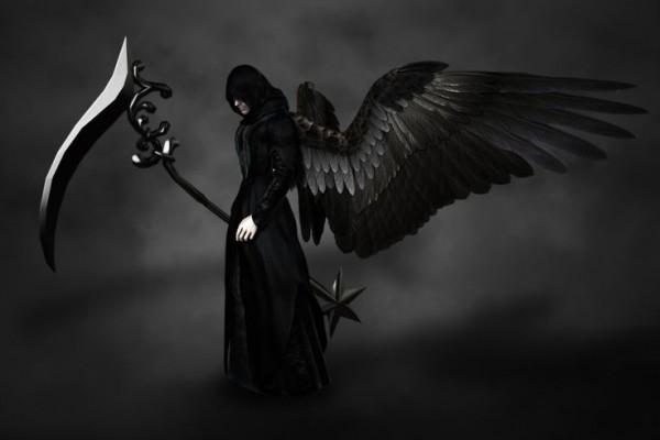 Salomo en de engel des doods