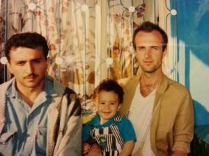 Adem, zoon en ik