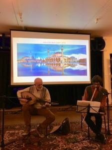 Cengiz en Sipko in Concert